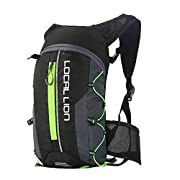 LOCALLION Cycling Backpack 10L Bike backpack Lightweight for Outdoor Camping Hiking Running