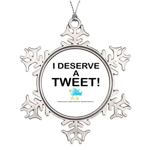 Amazon com: Dozili Christmas Tree Decoration Personalised