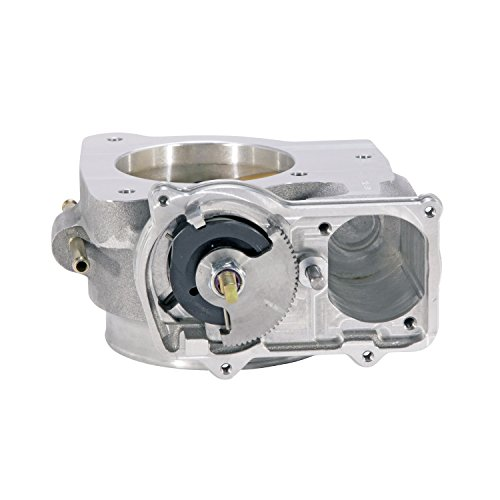 BBK 1757 80mm Throttle Body - High Flow Power Plus Series for GM 4.8, 5.3, 6.0L Truck and Hummer H2