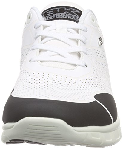 Sneakers 28 black Knights White Demon British Herren Weiß 1ft8O
