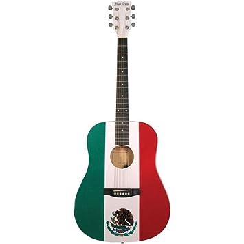 """Calle principal guitarras mamf 40,5 """"Dreadnought acústicos"""