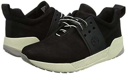 Timberland Kiri Richelieus 001 Femme Up black Noir Leather r78xrZa