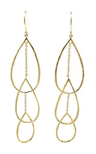 Gorjana Gold Plated Earrings - 8
