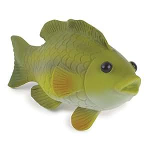 Pet Supplies : Pet Squeak Toys : Grriggles Freshwater Fish