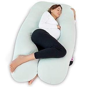 Meiz Pregnancy Pillow – U Shaped – Pregnancy Body Pillow