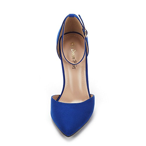Royal Pump Dream Blue Pairs Shoe lacey Women's Oppointed Ix87wqY8