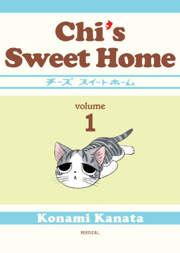 Chi's Sweet Home, volume 1