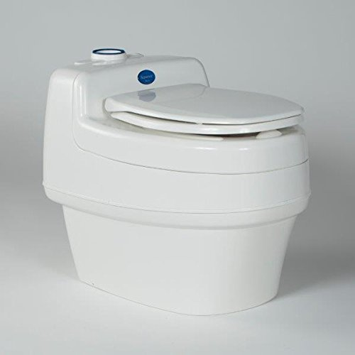 Separett 9200 Villa Waterless Urine Diverting Toilet Review