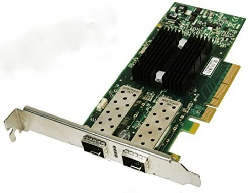 HP Mellanox connectx-2/10/GbE PCI-e G2/Dual SFP Rev. C Portiert Ethernet HCA//NIC.