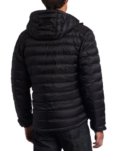 Black Men's Research Outdoor Transcendent Hoodie 6ARYAnwx5
