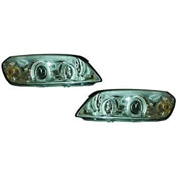 CHEVROLET Front Left Right Head Light Lamp Assembly 2-pc Set For 2006 2007 2008 Chevy Captiva