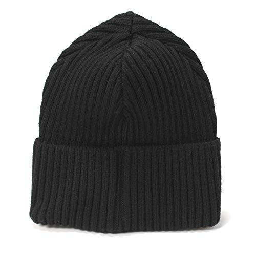 (ニューエラ) NEW ERA ニット帽 ミリタリー METAL FLAG LOGO ブラック FREE