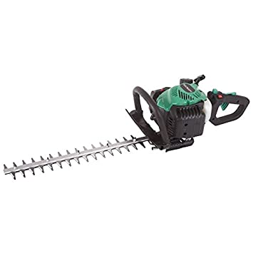 hitachi hedge trimmer. hitachi ch22eap2 21cc 2-cycle gas hedge trimmer with 20-inch double-sided h