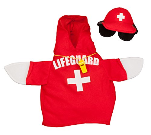 Lifeguard Goose Outfit (Made Outfit)
