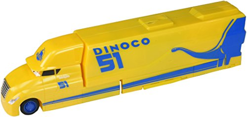 Mack Truck Transporter (Disney/Pixar Cars 3 Cruz Ramirez's Hauler Playset)