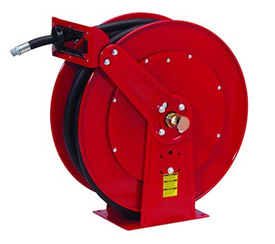 Model 1448R 49' open-type air/water hose reel National Spencer/Zeeline by National Spencer Zeeline