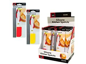 handy helpers Bulk Buys Counter Top Display Silicone Spatula