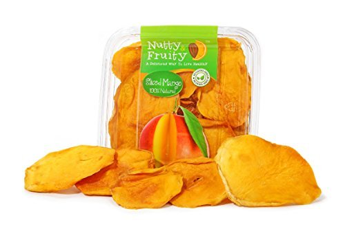 Dried Mango Slices 100% Natural NO SUGAR ADDED NO GMO NO GLUTEN