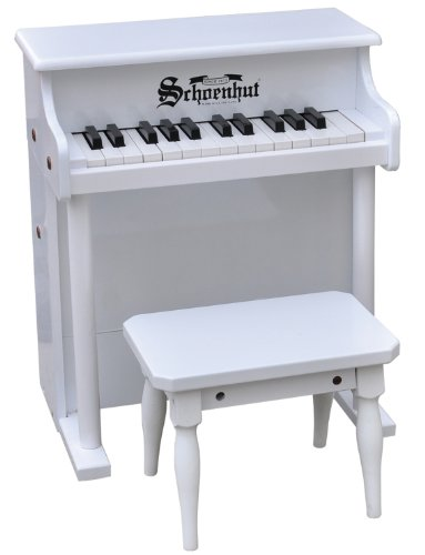 Spinet Piano - 5