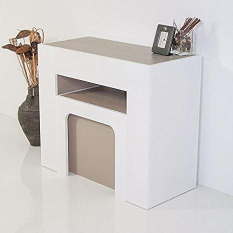 Tavolini E Consolle.Ideapiu Idea Tavolini Tavoli Console Trasformabili Cubo