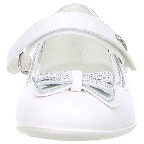 MISS SIXTY Kinder Mädchen Ballerina weiß, Größe:30;Farbe:Weiß