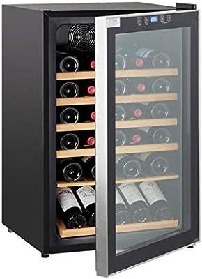 GXFC 30 Botella Vinoteca - Refrigerador Encimera Independiente ...
