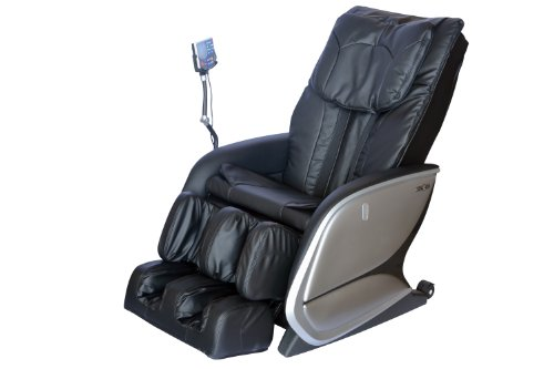 Repose R250 Massage Chair, Black (By Tranquility Chair Massage)