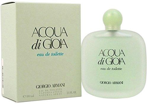 Acqua Di Gioia By Giorgio Armani Eau De Toilette Spray for Women 3.4 oz