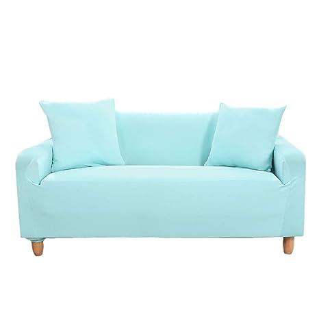 HiiGlife Fundas de sofá Cobertura Completa Tejido elástico ...