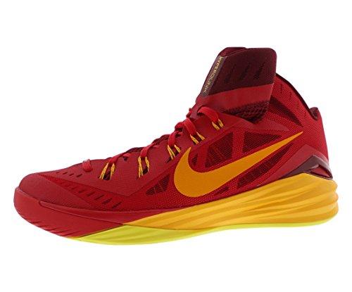 Nike Jordan Kinder Jordan Jumpman Pro BG Rot Gelb