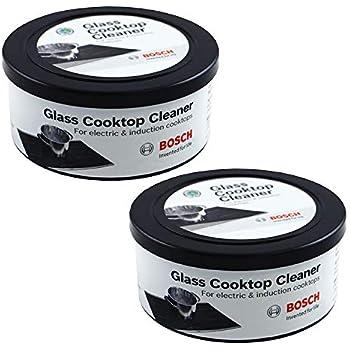 Amazon.com: Bosch 12010030 Limpiador de cocineros de cristal ...