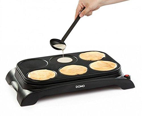 DOMO DO8709P Pancake-Maker