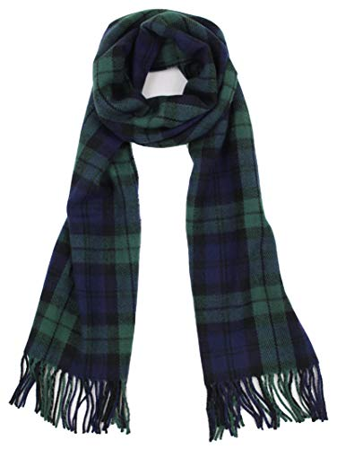 Used, J. Crew - Men's - Plaid Outerwear Scarf (Green and for sale  Delivered anywhere in USA