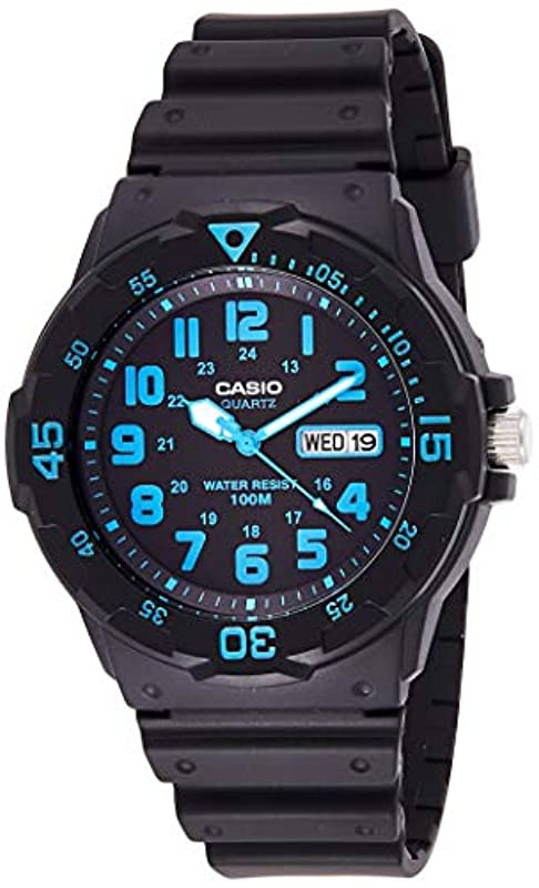 CASIO 스탠다드 시계 MRW-200H-2B