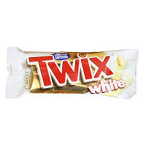 Buy twix white chocolate bars - limited edition