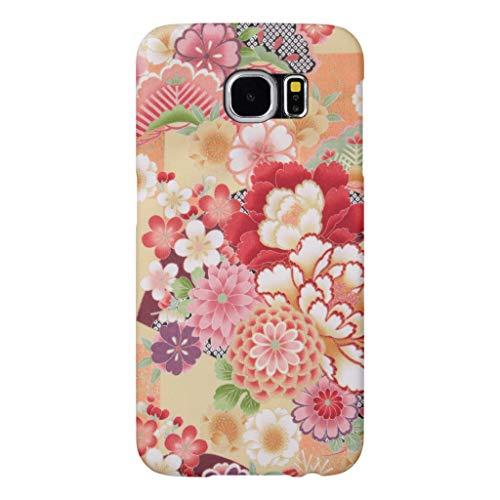 Zazzle Japanese Kimono Textile, Flower Samsung Galaxy S6 Case Case-Mate Barely There Samsung Galaxy S6 Case