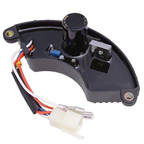 (Anxingo Universal AVR Automatic Voltage Regulator for Generator 4KW 5KW 5.5KW 6KW 6.5KW 7KW)