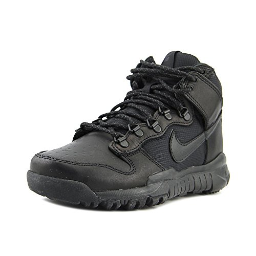 Nike Sb Dunk High Boot Herenlaarzen 536182 Zwart Zwart 001