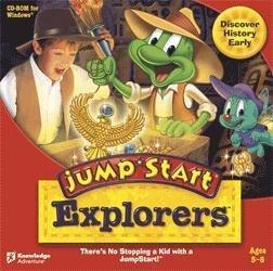 - JumpStart Explorers - PC/Mac