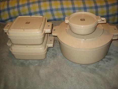 Amazon.com: 8 piezas – Vintage littonware Microondas ...