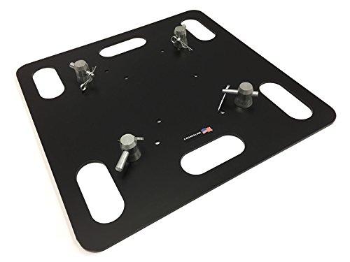 Fits Square Plates (Black Base Plate 20