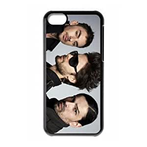 30 seconds to mars band 2 iPhone 5c Cell Phone Case Black ten-283124