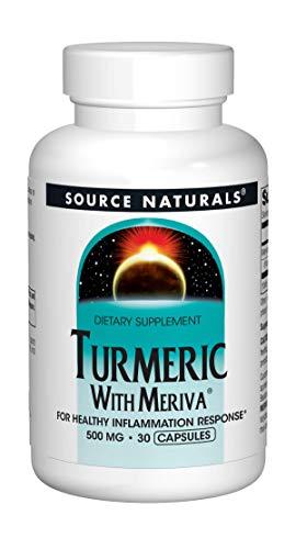 Turmeric with Meriva 500mg Source Naturals, Inc. 30 Caps