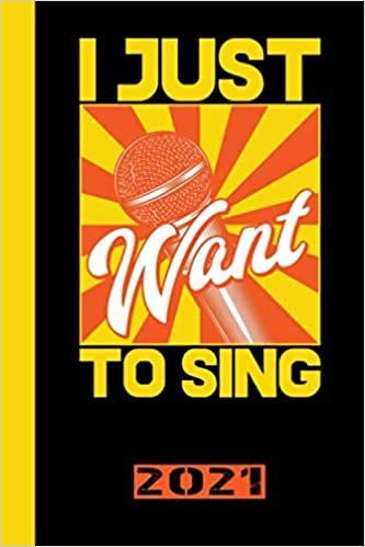 Amazon.com: I Just Want To Sing 2021: Español.Calendario para el
