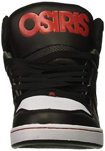 Grey Black Red Opal Grey NYC83 Black CLK' Osiris qXwxpEWH