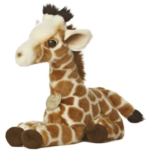 Aurora World Miyoni Tots Giraffe Calf 10 Plush by AURORA