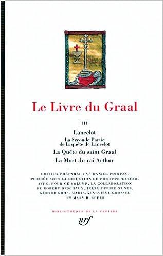 Amazon Com Le Livre Du Graal Tome 3 Bibliotheque De La