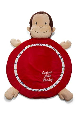 Curious George Playmat, 24""