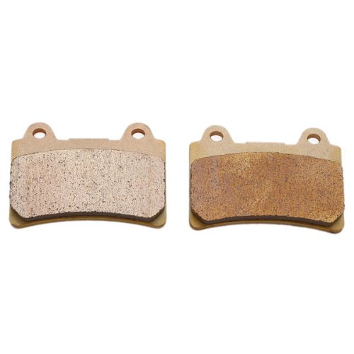 1999-2005 Yamaha XV 1600 Road Star Sintered HH Rear Brake Pads (2005 Yamaha Road Star)