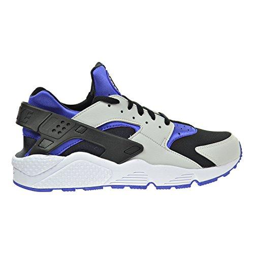 Nike Uomo Air Huarache Utility Prm scarpe da corsa Persian Violet, Pr Platinum - Blk